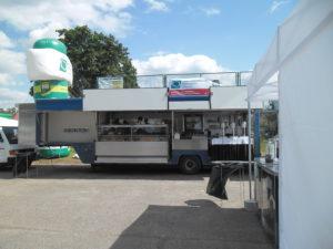 warszawa food truck